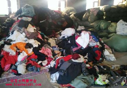 不穿的旧衣服可以回收吗?旧衣服回收拿去干嘛?
